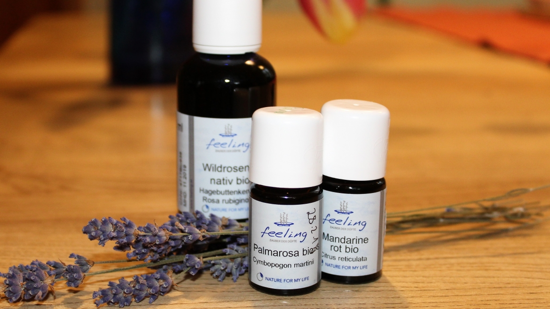 Aroma- und Heilkräuterberatung